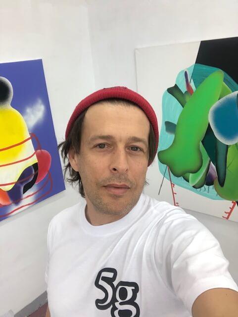 Ivo Nikić selfie