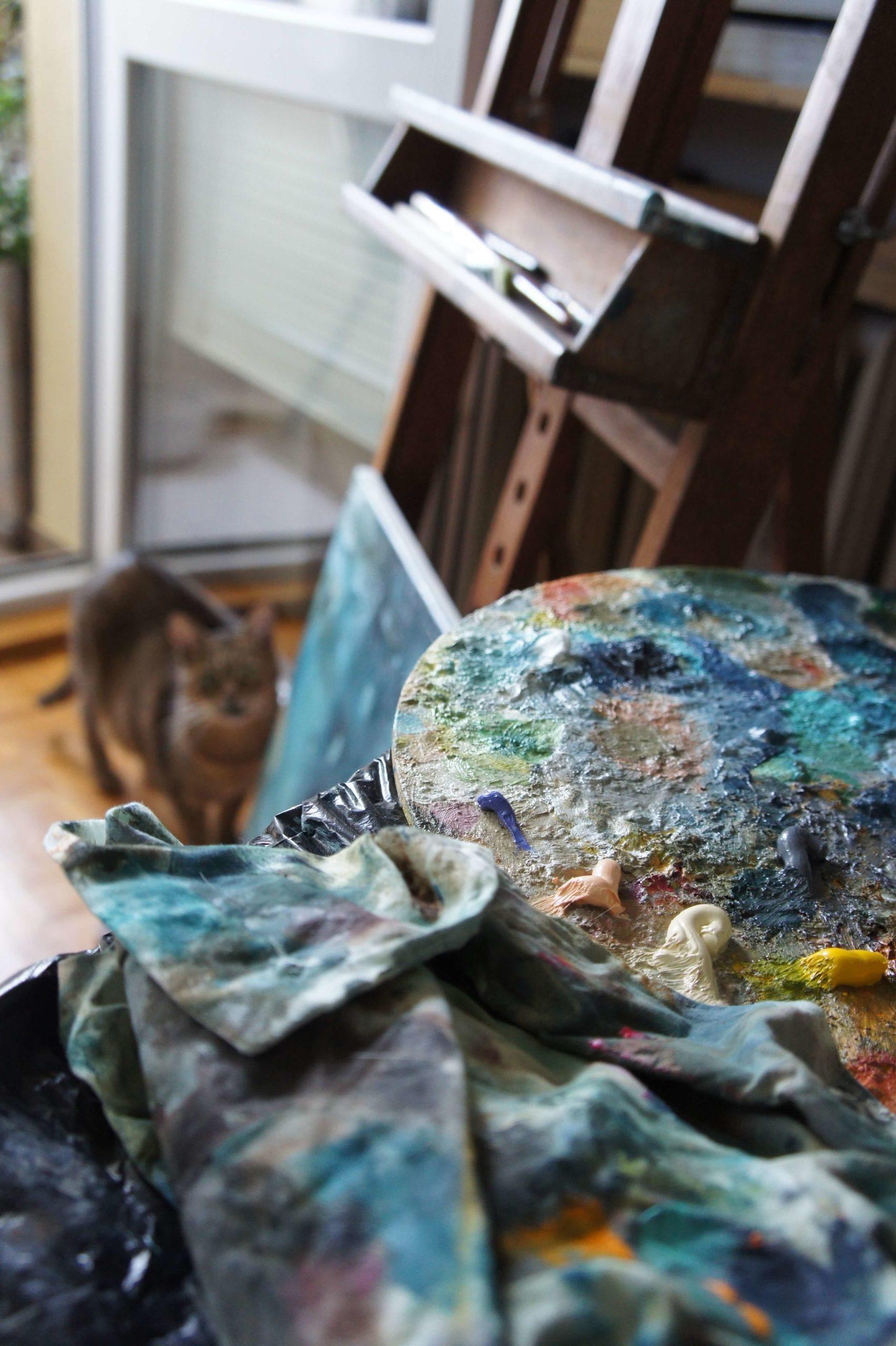 Joanna Dudek paletka farb