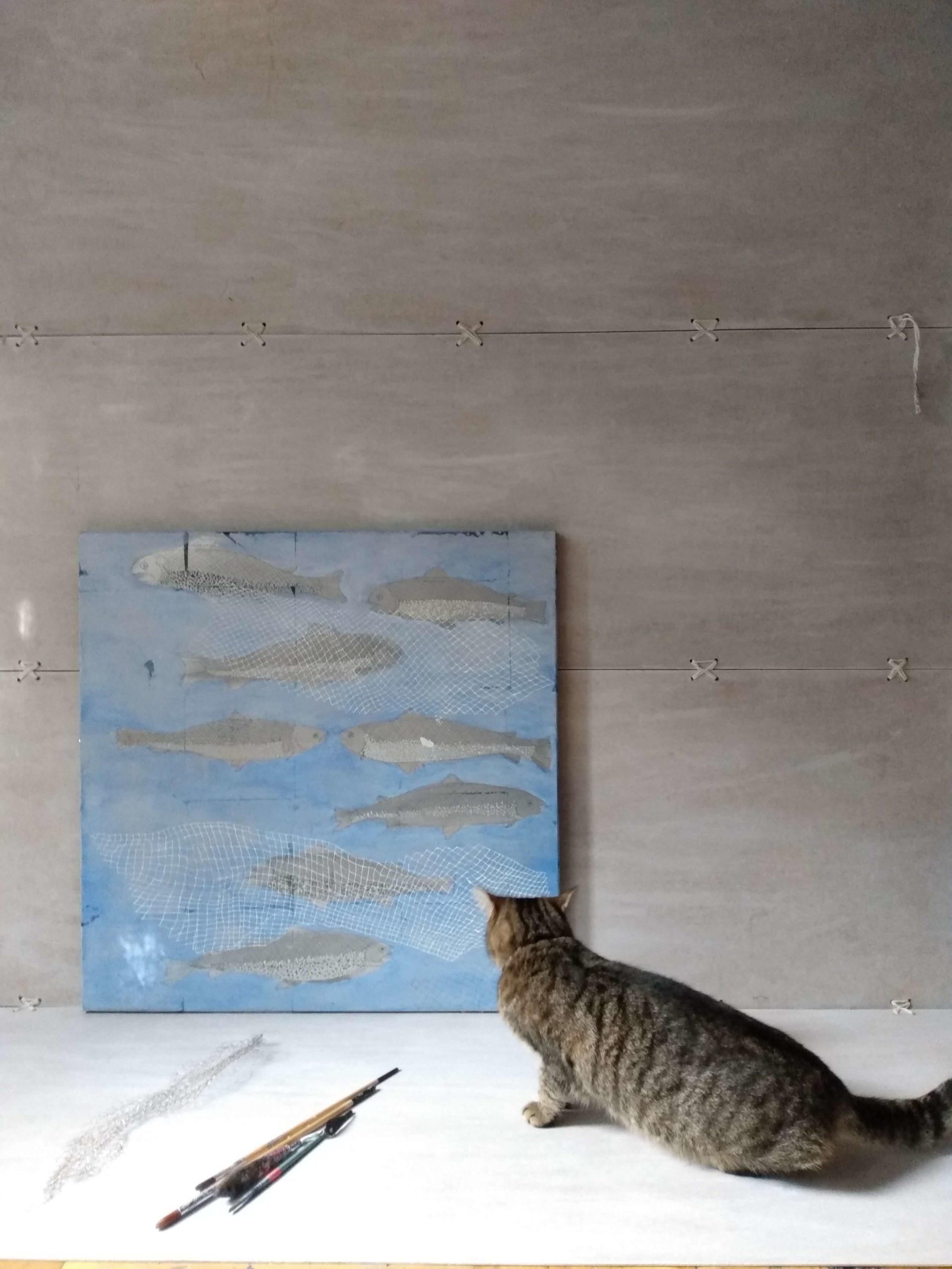 Izabela Kita - obraz plenerowy