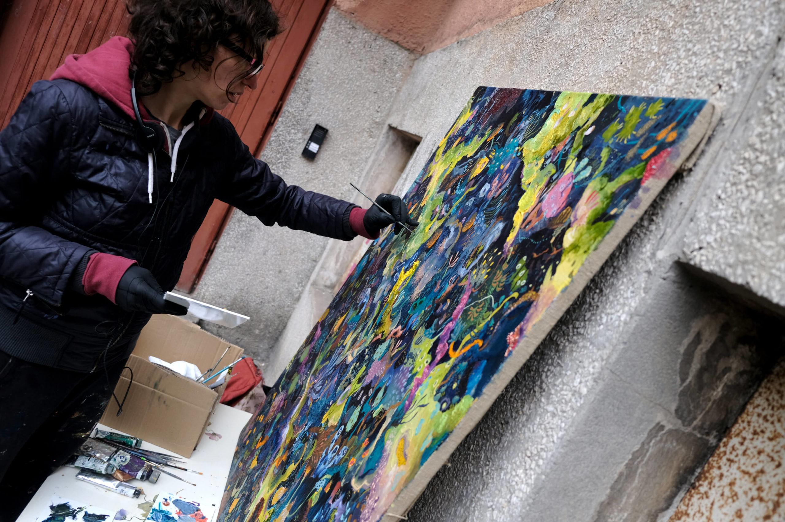ArtMeeting Ewa Goral
